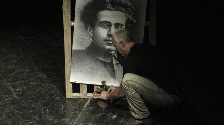 Gramsci. Antonio detto Nino di Francesco NIccolini e Fabrizio Saccomanno - prova aperta