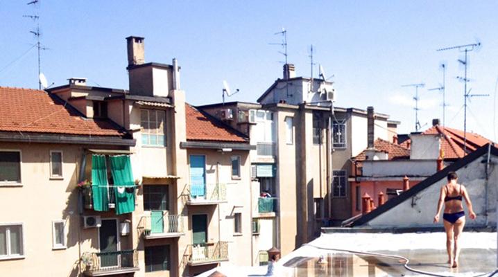 A home is a home... residenza creativa per la produzione del nuovo spettacolo di Qui e Ora/Silvia Gribaudi