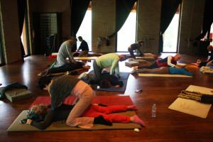 Integrazione posturale - gruppi di formazione