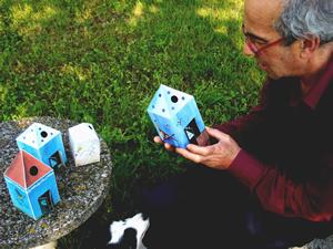 Marco Campana autore di L'acrobata e le farfalle