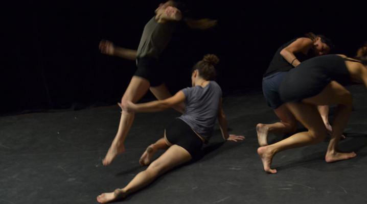 Simona Bertozzi e Enrico Pitozzi - Dialoghi con la danza #3