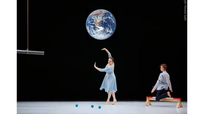 Venus residenza creativa per il nuovo spettacolo di Nicola Galli