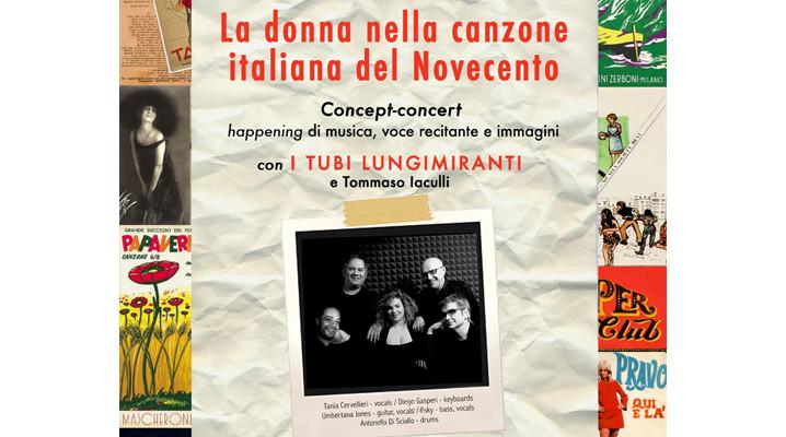 Concerto - La donna italiana del Novecento
