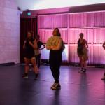 Prova aperta - Puro - nuovo spettacolo compagnia NNChalance