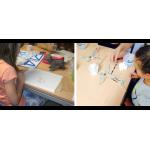 Centro Giovanile Orizzonti - Botteghe d'arte per bambini - Scuola di mosaico e ceramica