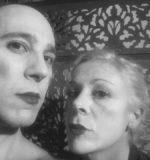Volti truccati di Isadora Angelini e Luca Serrani